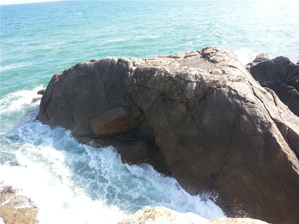 跟我游海南之二十六 海南石梅湾,加井岛