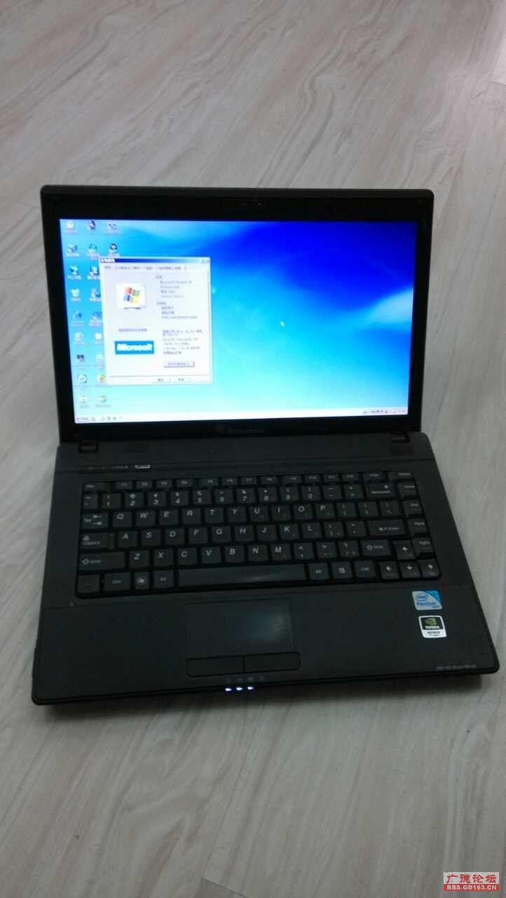 出售笔记本一台联想g460