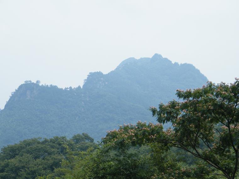 图片分享美丽乡村游探索发现——安徽省广德县四合——神奇的响水滩